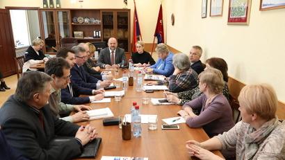 Игорь Орлов: «Диалог власти с представителями профсоюзов всегда важен»