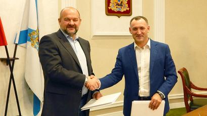 Игорь Орлов и Андрей Шпиленко