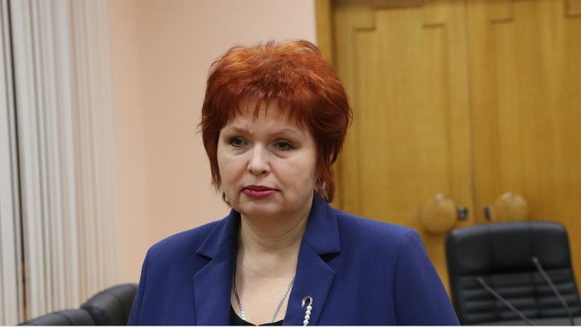 Уполномоченный по правам человека в Архангельской области Любовь Анисимова
