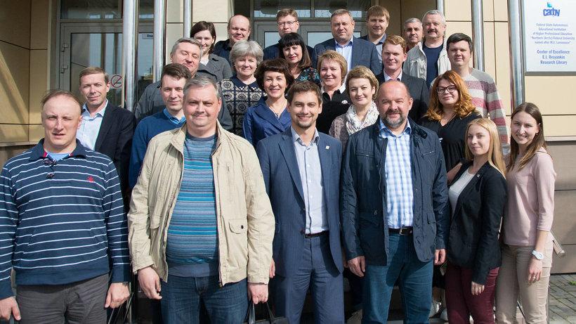 Архангельская область – первая среди регионов, где все члены правительства успешно прошли сертификацию испытания международного стандарта PRINCE2