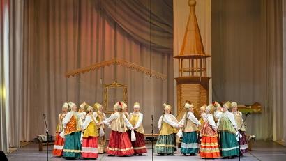 Театр фольклора «Радеюшка». Фото предоставлено министерством культуры Архангельской области