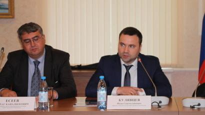 Иван Кулявцев напомнил о проекте «Ямал СПГ», который оказал большое влияние на развитие промышленности и инфраструктуру Архангельской области