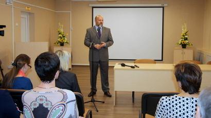 На встрече с медицинской общественностью Северодвинска Игорь Орлов обозначил основные приоритеты регионального минздрава