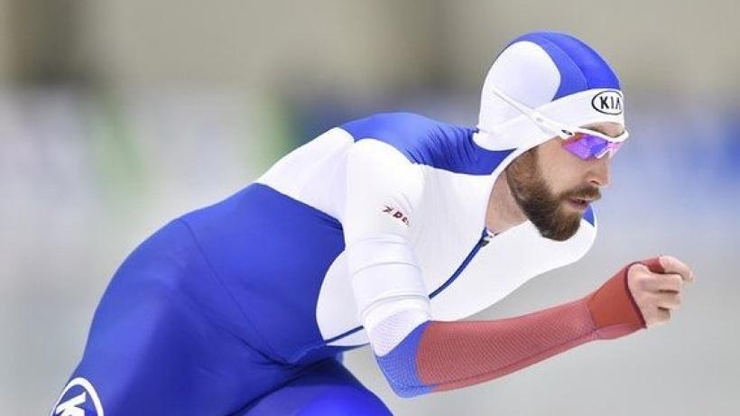 Александр Румянцев победил на дистанции 5000 метров
