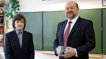 Игорь Орлов: «То, что делается в вашей школе – это шаг к совершенному обществу»