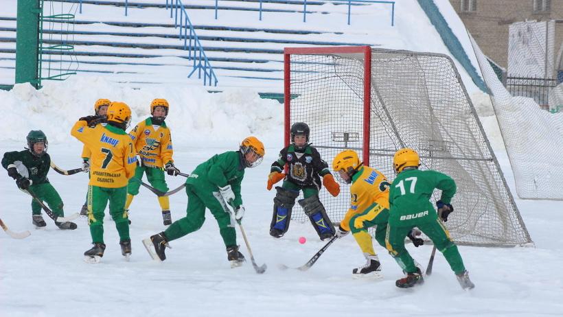 В Архангельске стартовал открытый областной турнир по хоккею с мячом «Vodnik open»