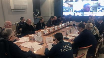 Экстренное заседание комиссии по предупреждению и ликвидации чрезвычайных ситуаций обусловлена ростом гибели людей при пожарах
