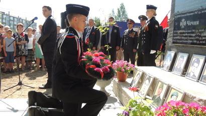 Память и боль от потери не покидают сердца северян, чтящих своих героев