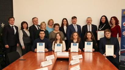 Победители конкурса имени Бориса Розинга
