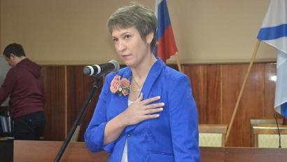 Глава Каргопольского района Наталья Бубенщикова