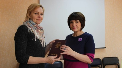Фото: газета «Устьянский край»