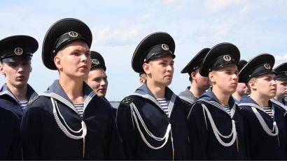 Диплом об окончании учебного заведения получил 81 курсант Арктического морского института имени В.И. Воронина