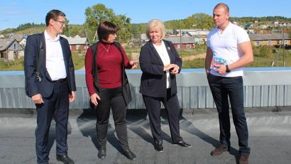 Фото газеты «Устьянский край»