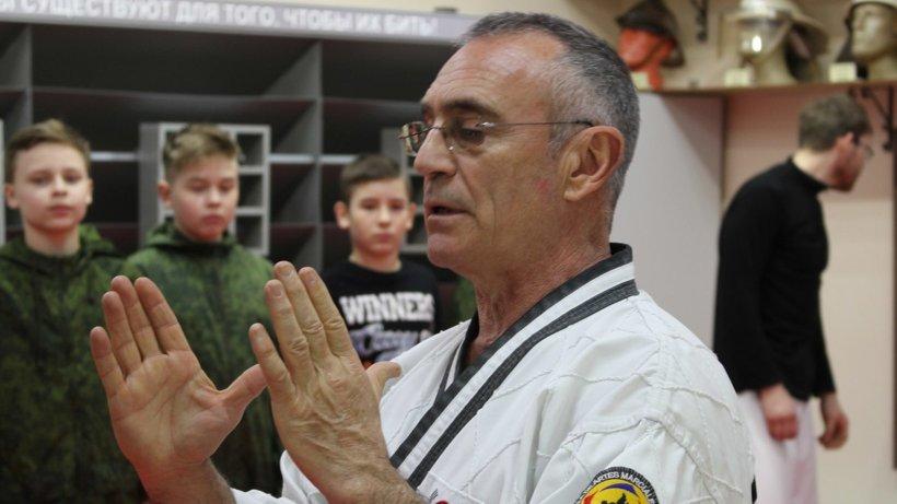 Мастер Альваро Санз из Испании