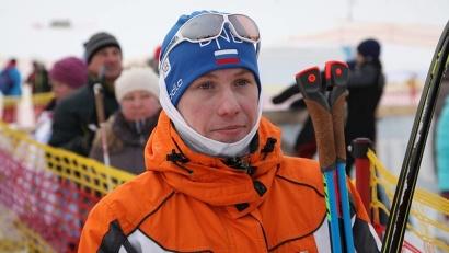 Победитель гонки Павел Соловьёв
