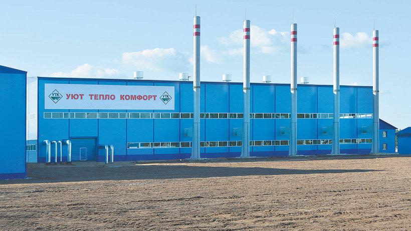 Самая мощная в Восточной Европе котельная, работающая на биотопливе
