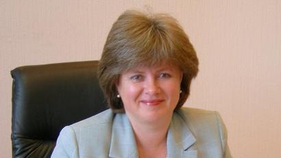 Елена Усачёва заведует областными финансами с 2005 года