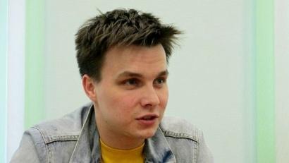Ярослав Жалнин побывал в Архангельске в рамках своего турне по Северу