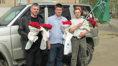 В этом году с праздником поздравят  ветеранов Приморского и Виноградовского районов