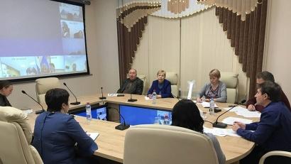 Обсуждения прошли в формате видео-конференц-связи
