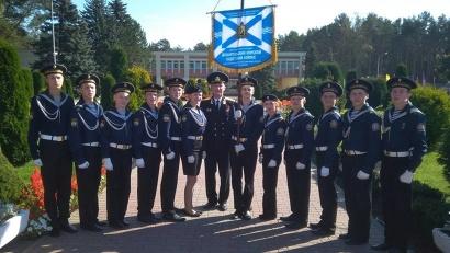 Фото предоставлено Архангельским морским кадетским корпусом