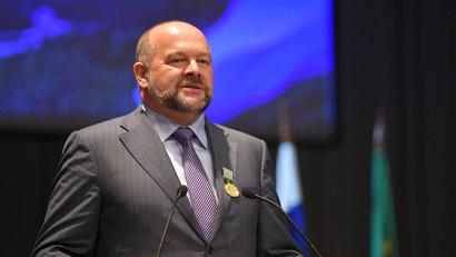 Игорь Орлов: «Уверен, что мы найдём множество возможностей для сотрудничества между нашими субъектами». Фото пресс-службы главы Республики Адыгея
