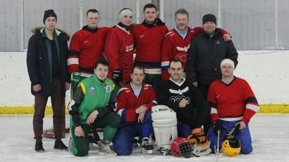 Команда Плесецка выиграла турнир по мини хоккею в рамках Беломорских игр