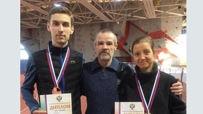 Иван Супрун и Маргарита Калиневич выступили на чемпионате России очень хорошо