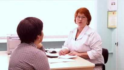 Принимает врач-маммолог Светлана Валькова