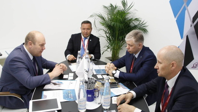 Виктор Иконников: «Биржевая торговля является одним из механизмов повышения прозрачности сделок, а также способствует развитию конкуренции»