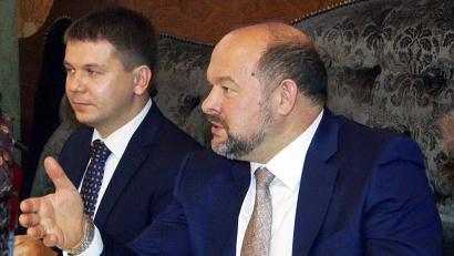 Игорь Орлов: «Совершенно объективно, что Архангельск становится центром притяжения инвестиций»