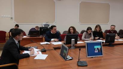 На встрече в правительстве региона авторы инициатив рассказали о том, как идет реализация проектов