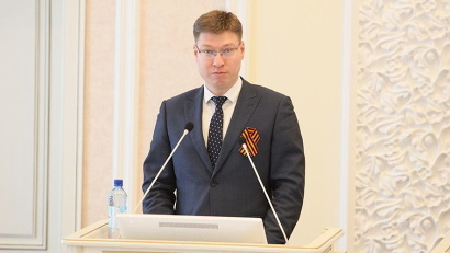 Министр строительства и архитектуры Архангельской области Михаил Яковлев