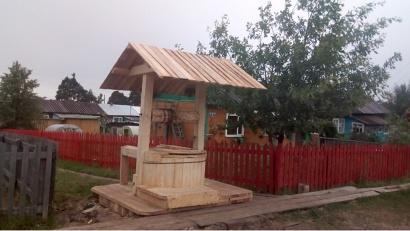 Активисты ТОС «Хуторок» при поддержке волонтеров и предпринимателей восстановили колодец