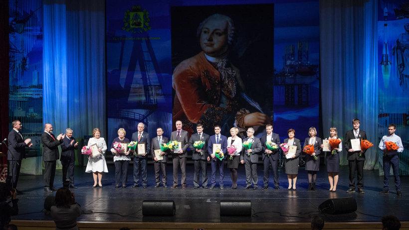 По инициативе губернатора размер «областных» Ломоносовских премий увеличен до 100 тысяч рублей
