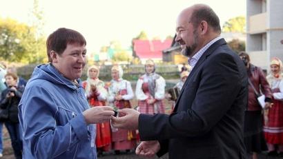 Игорь Орлов: «Пусть таких успешных проектов в Архангельской области будет как можно больше!»