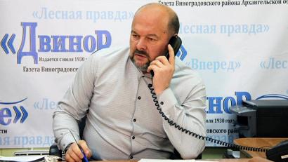 Глава региона ответил на самые острые вопросы северян