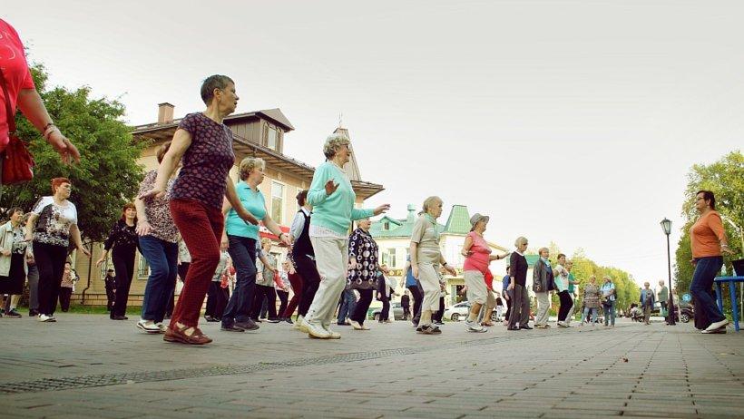 Танцевальная студия «Хорошее самочувствие» уже объединила не один десяток людей, заботящихся о своем здоровье
