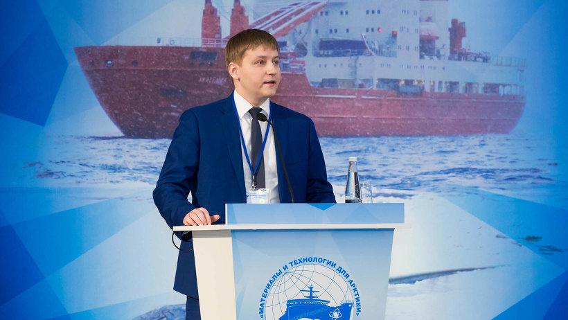 Министр экономического развития Архангельской области Семён Вуйменков представил потенциал Поморья для развития Арктики