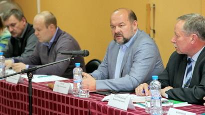 Игорь Орлов: «Мы будем поддерживать и проект по газификации Няндомского района: это существенно изменит баланс энергетики территории»