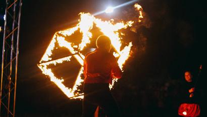 Огонь «Малиновка» для Архангельской области имеет такое же значение как огонь Олимпиады для всего мира