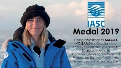 Роль Марики Холланд в построении интегрированного понимания Арктики определяющая