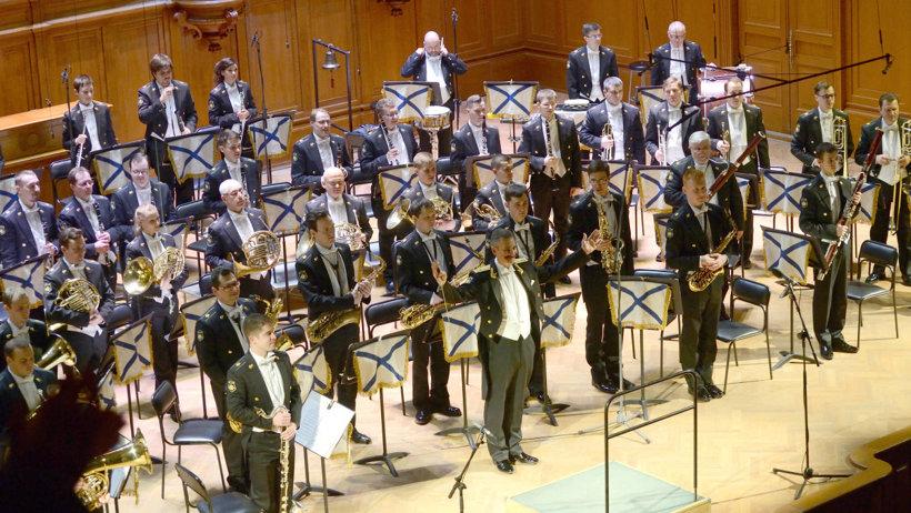 Фото с официального сайта Центрального концертного образцового оркестра имени Н.А. Римского-Корсакова ВМФ РФ