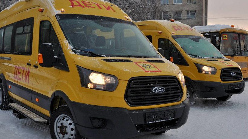 Первая партия машин предназначена для учебных заведений Устьянского, Виноградовского, Холмогорского и Шенкурского районов