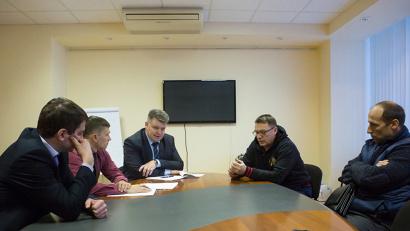 Первым совместным шагом станет организация детских турниров на территории Поморья