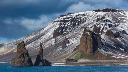 На выставке будут представлены уникальные фотографии арктических островов