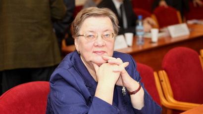 Почётный гражданин Архангельска и Холмогорского района, Татьяна Буторина проявила себя и на общественном поприще