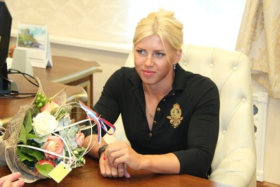 Наталья Подольская: «Моя цель - олимпийская медаль»
