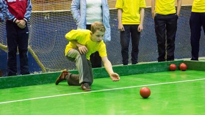 В первом фестивале спорта приняли участие более 50 северян с ограниченными возможностями здоровья