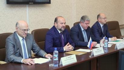 Игорь Орлов: «Сегодня наш регион готов «развернуть» свои экономические, инвестиционные возможности в сторону Азии»